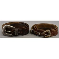 WESTERN RANGER BUCKLES AND BELTS