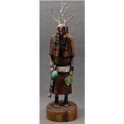 HOPI INDIAN KACHINA ( WATSON NAMOKI)