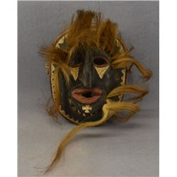 YAQUI MASK INDIAN MASK