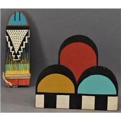 HOPI INDIAN DANCE ITEMS