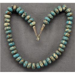 NAVAJO INDIAN NECKLACE