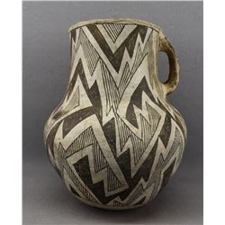 RESERVE POTTERY PITCHER