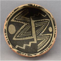 TONTO POTTERY BOWL