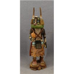 HOPI INDIAN KACHINA (VALJEAN LALO)