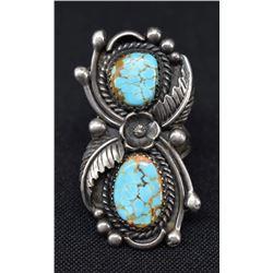 NAVAJO INDIAN RING (JUSTIN TSO)