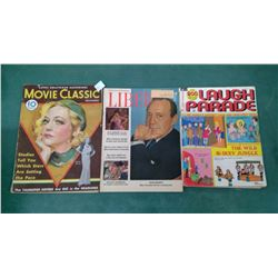 1932 Movie Magazine Etc.