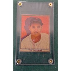 1941 Ted Williams Card