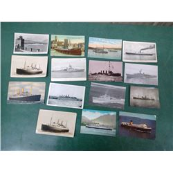 Ship Postcards