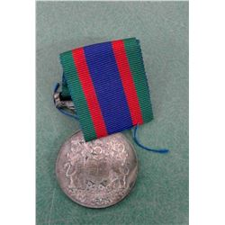 WWII Canada Medal