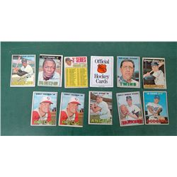 1966 Baseball Cards