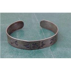 Bracelet With Swastika