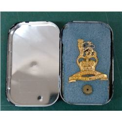 Provost Regiment Badge