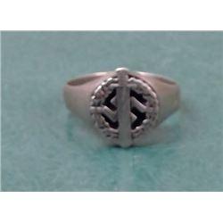 Nazi Ring - Has Hallmark