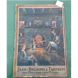 Asquith Sask Antique House Catalogue