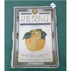1910 Fruit Catalogue