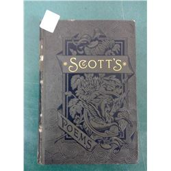Scotts Poems 1830 Introduction