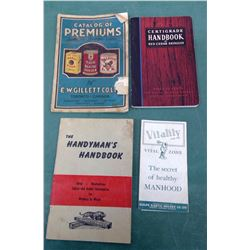 Advertising Booklets