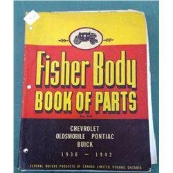 1942 Fisher Body Manual