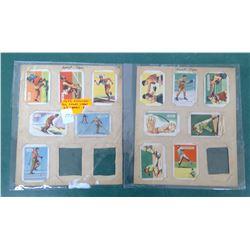 Kellogs 1946 Sports Cards