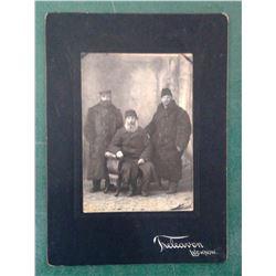 Immigrants in Buffalo Coats