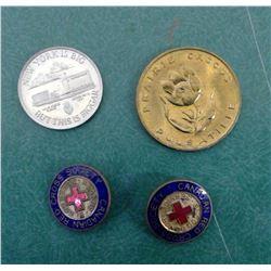 Biggar $2 Dollar Coin