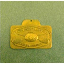 1954 Regina Curling award