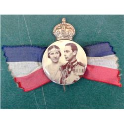 Coronation Pin
