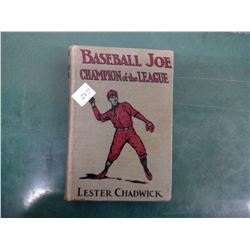 1925 Baseball Book