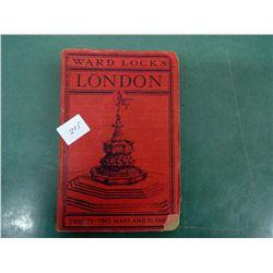 London Guide Book zz Maps