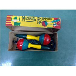 Musical Skipping Toy