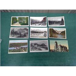 Alberta Postcard