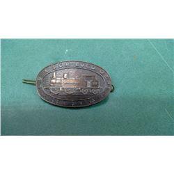 Railway Cap Badge