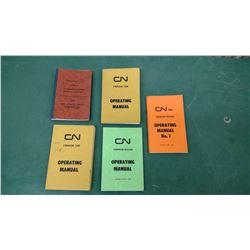 CNR Booklets