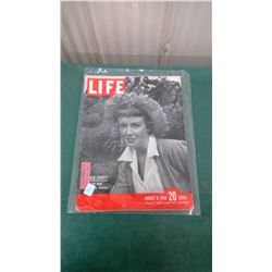Life Magazine 1949 Motorcycle Issue