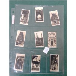 Indian Empire Cigarette Cards