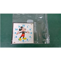 Mickey Mouse Clock Fales