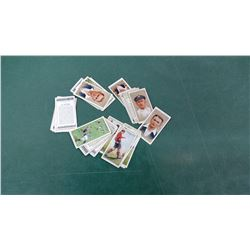 Cigarette Sports Cards