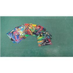 Spiderman Cards