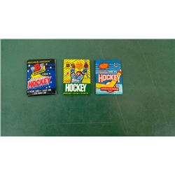 Hockey Wax Packs