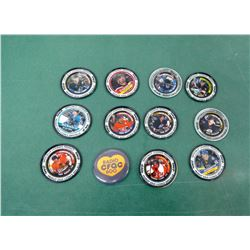 Hockey Coins