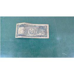 1957 Cuba Bank Note