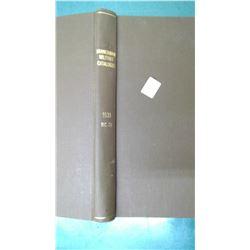 1931 Military Catalogue - Has Binder