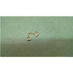 Diamond Ring Handcuffs - Tiny