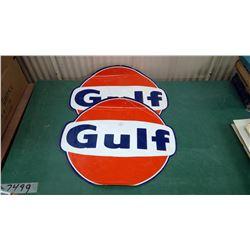 Gulf Oil 1969 Decals