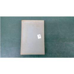 Farley Mowat 1st Edition 1963