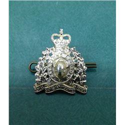 Gaunt RCMP Badge