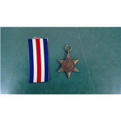 MIB France-Germany Star - Badge & Ribbon