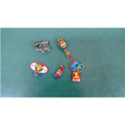 Litho Tin Japan Whistles