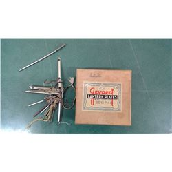 Leather Sewing Needles & Watch Pins