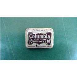 Columbia Empty Needle Tin